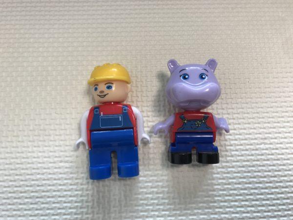 アクアプレイ人形の写真