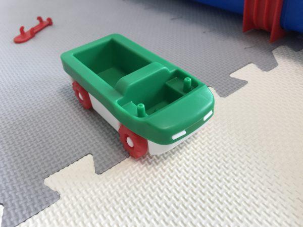 アクアプレイの車の写真