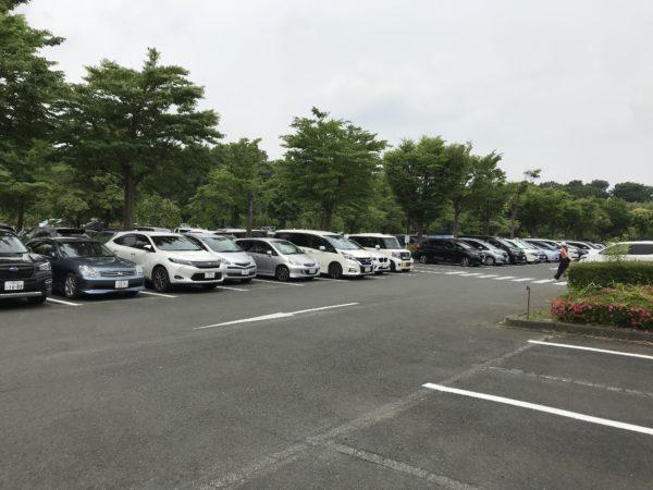 上尾丸山公園駐車場の写真