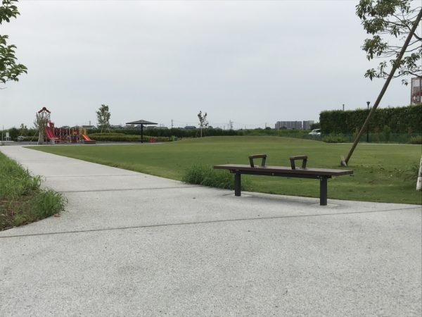 小仙波八反田公園内の写真