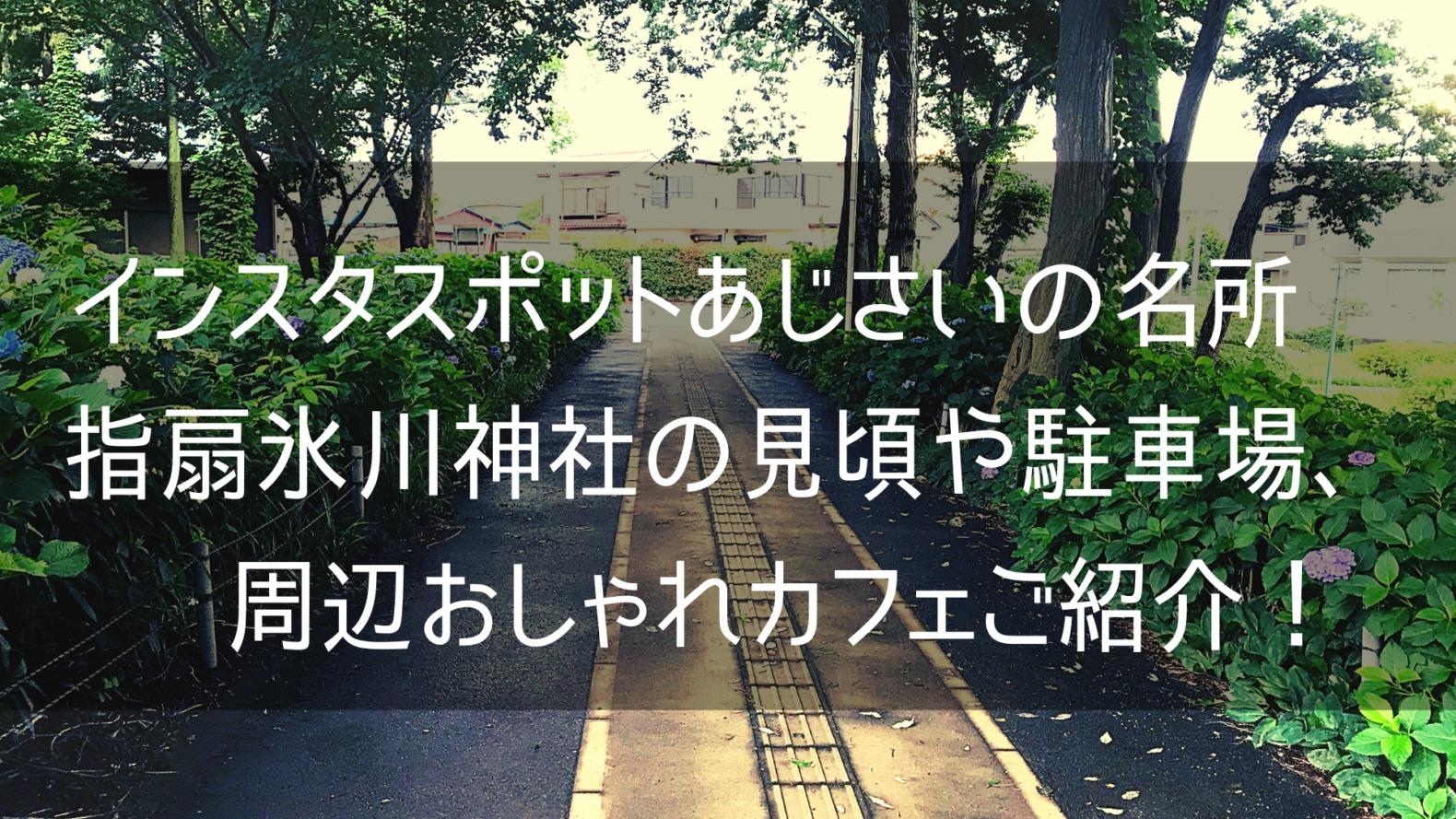 指扇氷川神社ブログ記事アイキャッチ画像