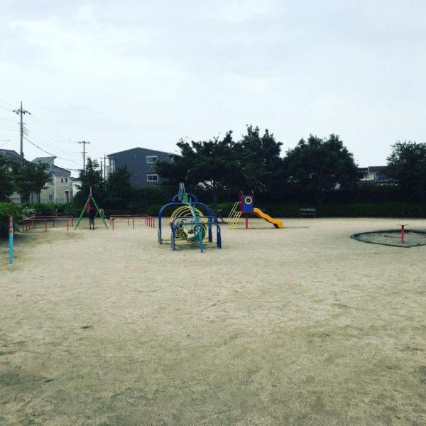 古茂塚北公園の遊具写真