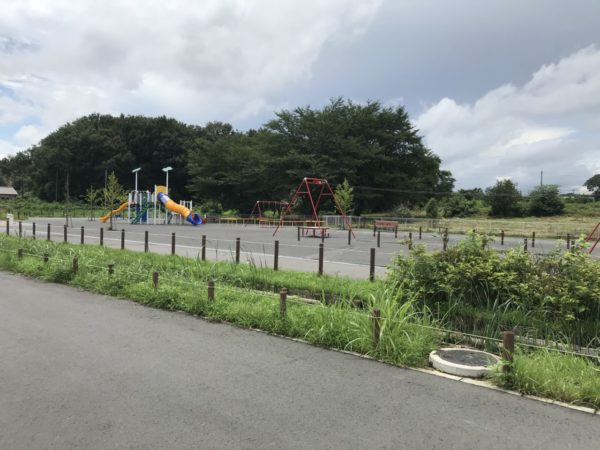 戸崎公園子ども広場の写真